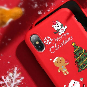 Game Changing Idea Samsung Christmas Phone Case