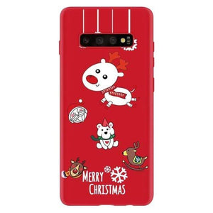 Game Changing Idea S8 / Kho-katong5 Samsung Christmas Phone Case