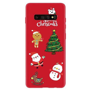 Game Changing Idea S8 / Kho-katong6 Samsung Christmas Phone Case