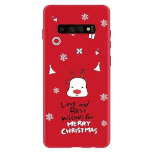 Game Changing Idea S8 / Kho-lovelu Samsung Christmas Phone Case