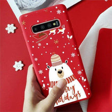 Load image into Gallery viewer, Samsung Christmas Phone Case