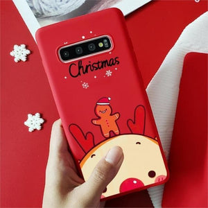 Game Changing Idea S8 / Kho-sdjbgmz Samsung Christmas Phone Case