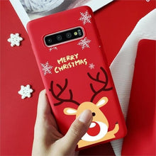 Load image into Gallery viewer, Game Changing Idea S8 / Kho-sdjzmilu Samsung Christmas Phone Case