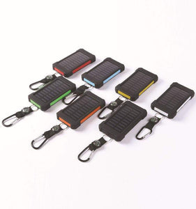 Game Changing Idea Solar Power Battery Pack 10000mAh