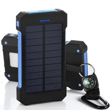 Load image into Gallery viewer, Game Changing Idea Solar Power Battery Pack 10000mAh