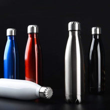 Load image into Gallery viewer, Game Changing Idea Stainless Steel Water Bottle