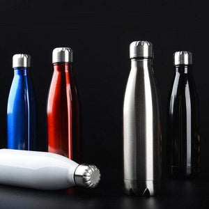 Game Changing Idea Stainless Steel Water Bottle