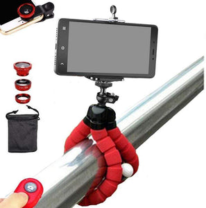 Game Changing Idea Vibrant Red The Ultimate Tripod
