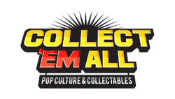 Collect Em all Pop Culture and Collectables