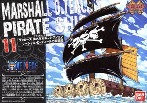GRAND SHIP COLLECTION MARSHALL D. TEACH