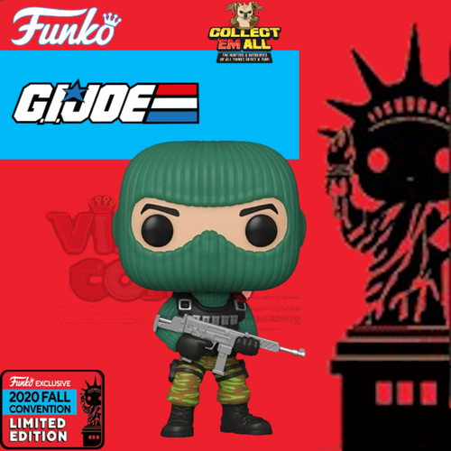 GI Joe – Beach Head NYCC 2020 US Exclusive Pop! Vinyl [RS]