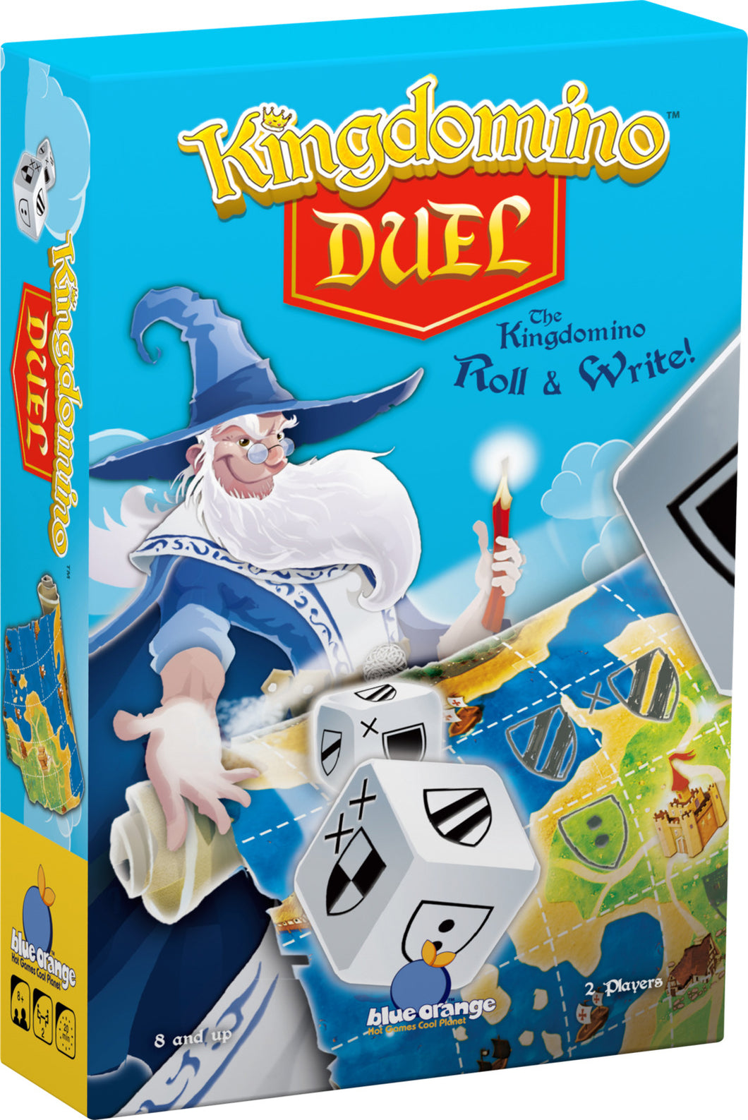 Kingdomino - Duel Dice Game