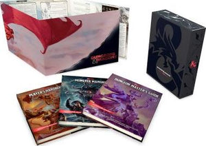 Dungeons & Dragons Core Rules Gift Set : Wizards of the Coast