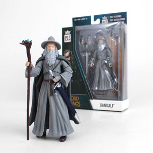 "[Pre-Order] BST AXN: Lord of the Rings - Gandalf 5"" Action Figure"