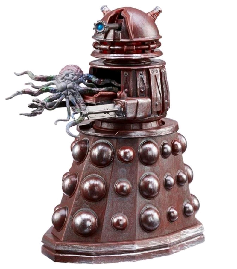 Doctor Who - Reconnaissance Dalek with Mutant 5