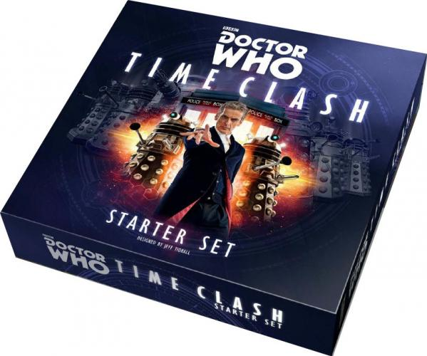 Doctor Who: Time Clash Starter Set