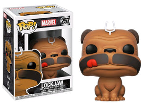 Inhumans - Lockjaw Pop! Vinyl