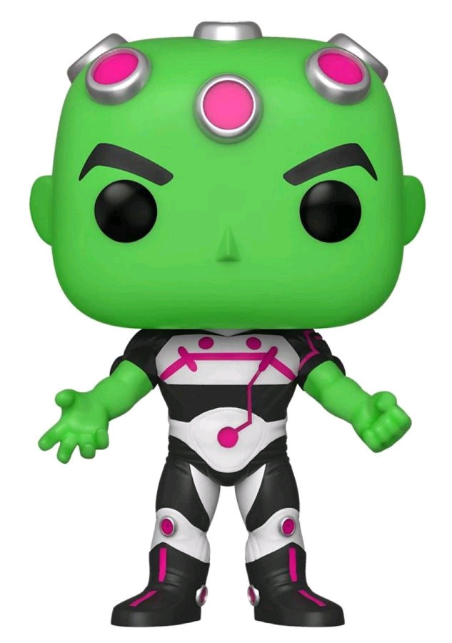 Superman - Braniac US Exclusive Pop! Vinyl [RS]