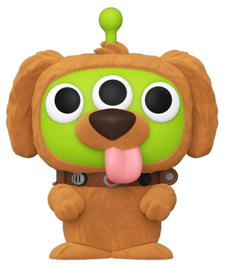 Pixar - Alien Remix Dug Flocked US Exclusive Pop! Vinyl [RS]