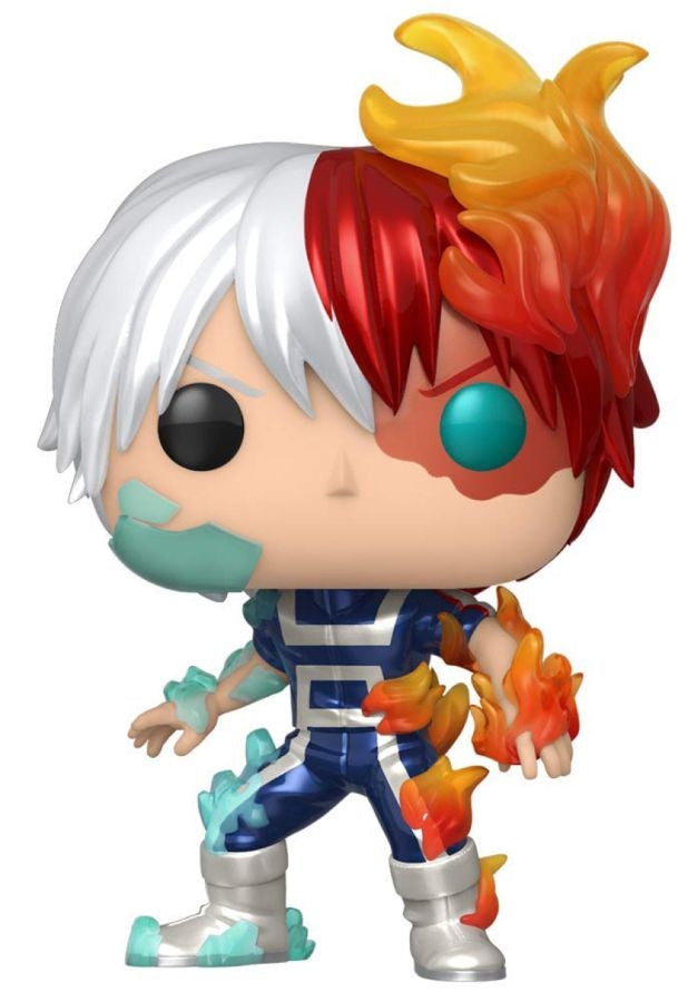 My Hero Academia - Todoroki Metallic US Exclusive Pop! Vinyl