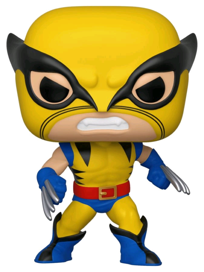 X-Men - Wolverine First Appearance Marvel 80th Anniversary Pop! Vinyl