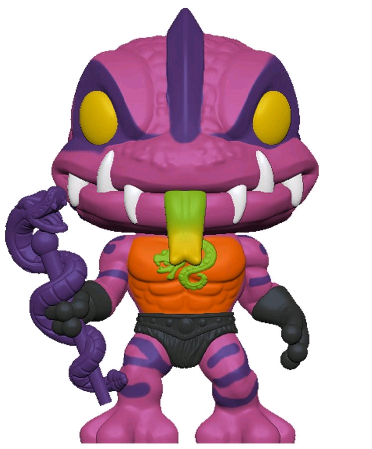 Masters of the Universe - Tung Lasher Pop! Vinyl