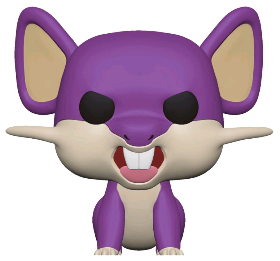 Pokemon - Rattata Pop! Vinyl [RS]