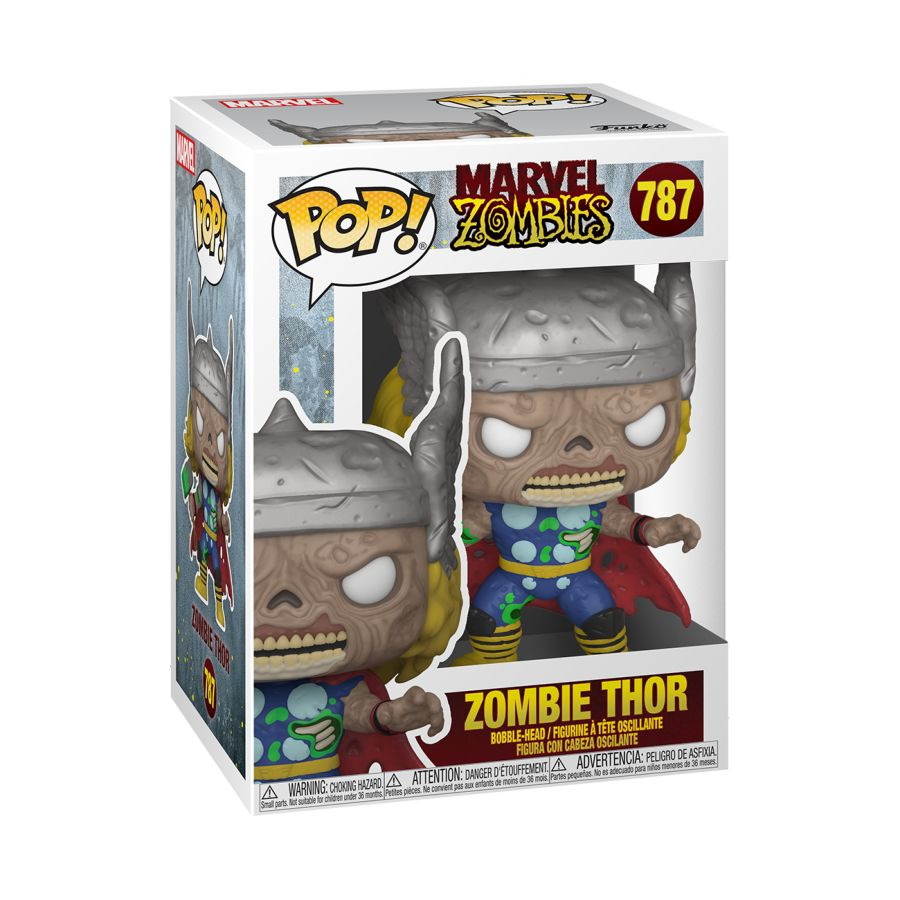 [Pre-Order] Marvel Zombies - Thor Pop! Vinyl