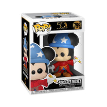 Load image into Gallery viewer, Disney Archives - Sorcerer Mickey Pop! Vinyl