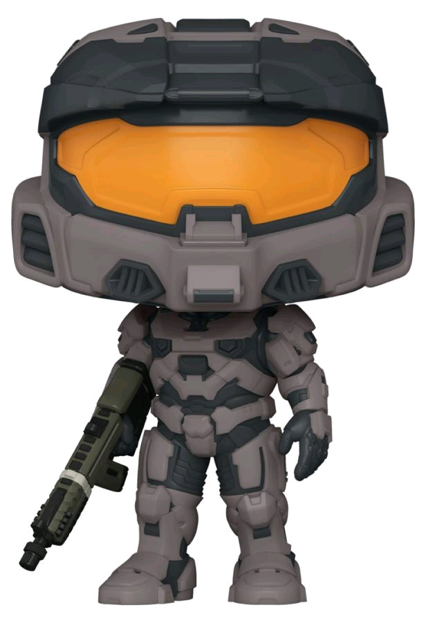 Halo Infinite - Spartan Mark VII with Vakara 78 Commando Rifle Pop! Vinyl