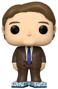 The Office - Kevin with Tissue Box Shoes US Exclusive Pop! Vinyl [RS]
