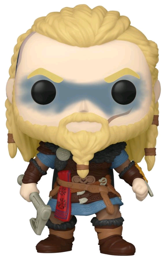 [Pre-Order] Assassin's Creed Valhalla - Eivor Pop! Vinyl