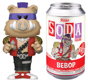 Teenage Mutant Ninja Turtles - Bebop (with 1/6 chase) Vinyl Soda