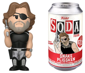 Escape from New York - Snake (with 1/6 chase chance) Vinyl Soda