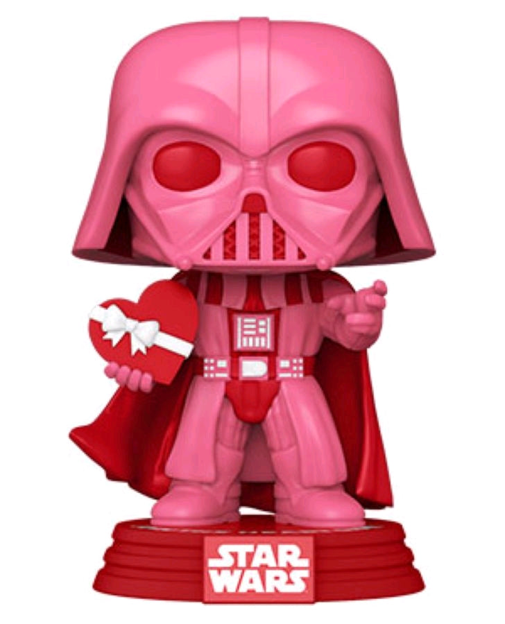 [Pre-Order] Star Wars - Valentine Darth Vader Pop! Vinyl
