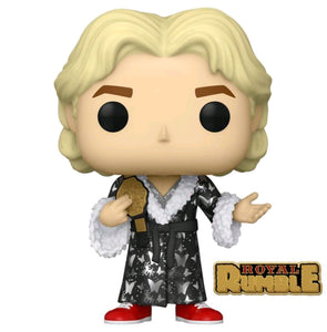WWE - Ric Flair Royal Rumble '92 Diamond Glitter US Exclusive Pop! Vinyl with Enamel Pin [RS]