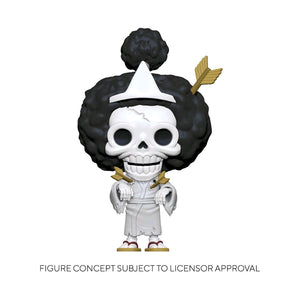 [Pre-Order] One Piece - Brook Pop! Vinyl