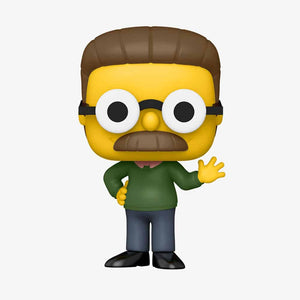 The Simpsons - Ned Flanders US Exclusive Pop! Vinyl [RS]