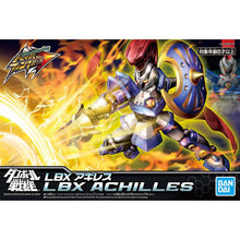 Load image into Gallery viewer, Bandai LBX ACHILLES