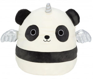 SQUISHMALLOWS - Kayce the Panda Pegacorn