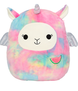 SQUISHMALLOWS - Lucy-May the Llama Pegacorn