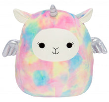 Load image into Gallery viewer, SQUISHMALLOWS - Lucy-May the Llama Pegacorn