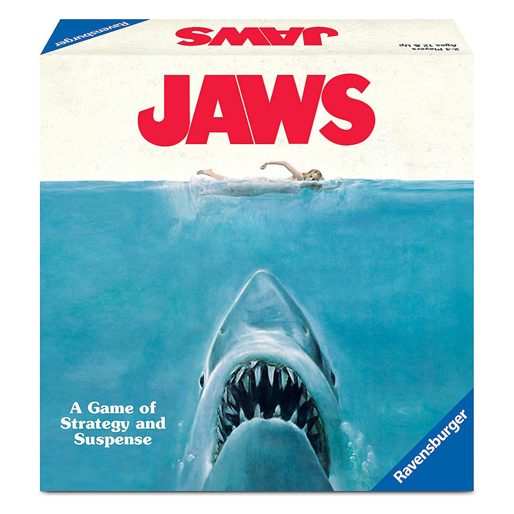 Ravensburger Jaws Strategy Card Game