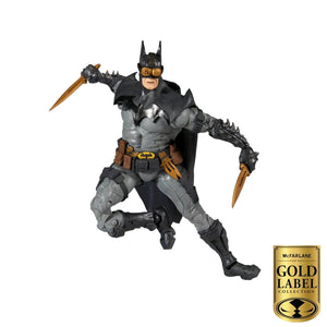 "DC Multiverse: Batman - Batman Collector Series 7"" Action Figure"