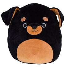 Load image into Gallery viewer, SQUISHMALLOWS - Mateo the Rottweiler
