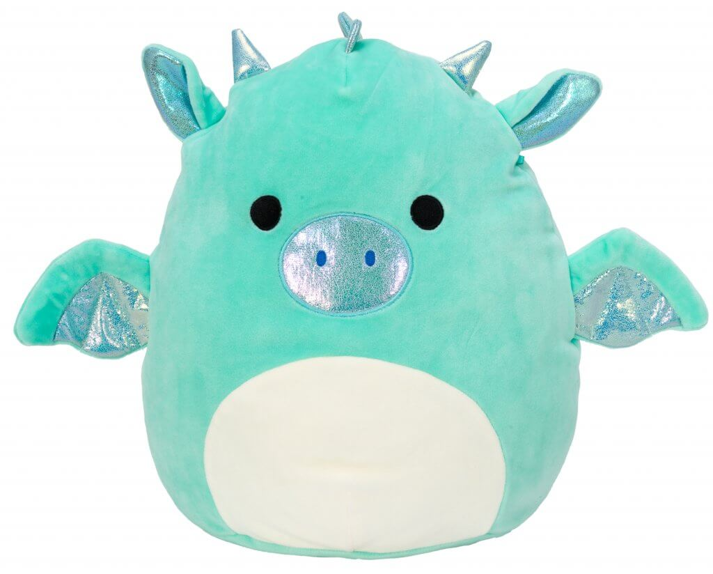 SQUISHMALLOWS - Miles the Dragon