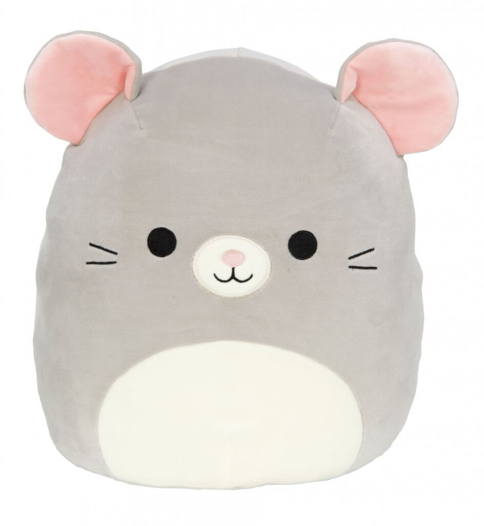 SQUISHMALLOWS - Misty the Mouse