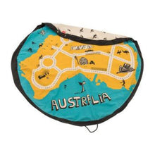 Load image into Gallery viewer, Play & Go Storage Bag - Australian Map