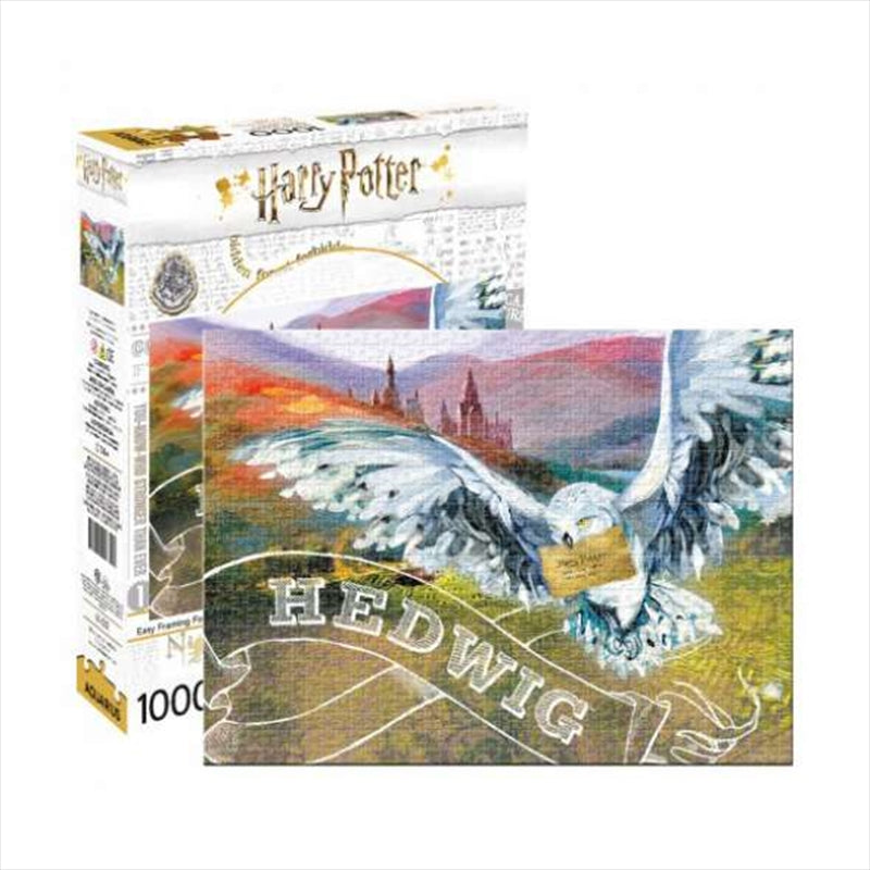 Harry Potter - Hedwig 1000 Piece Puzzle