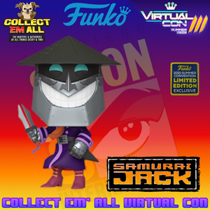 Samurai Jack – Scaramouche SDCC 2020 US Exclusive Pop! Vinyl [RS]
